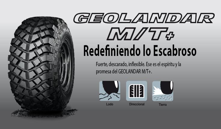 Geolandar MT