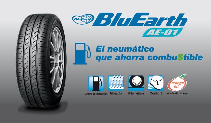 Bluearth AE-01